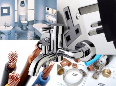 Image result for plumbing and electrical